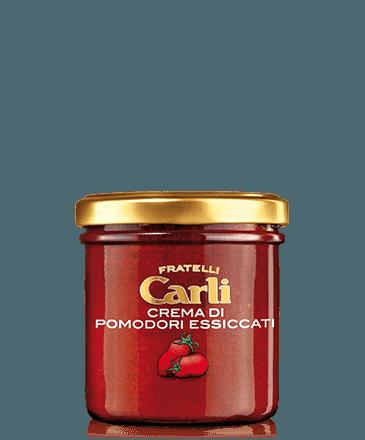 CW - 4 GlÄser Creme Getr. tomaten