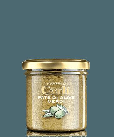 SPV - 4 GlÄser Cr. aus GrÜnen Oliven