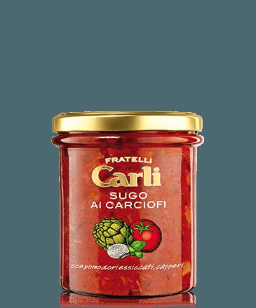 SCA - 2 Gl. artisch.-tomatens. g 270