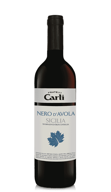 VNB - Karton Nero D'Avola Bio Doc