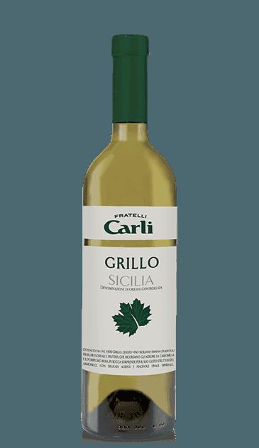 VGB - Karton Grillo Sicilia Bio Doc